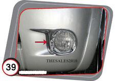 CHROME FOG LIGHT SPOT LIGHT COVER TRIM FOR TOYOTA HILUX VIGO SR5 MK6 2005-2008