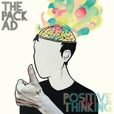 THE PACK A.D. POSITIVE THINKING CORNFLAKES ZOO RECORDS LP VINYLE NEUF NEW VINYL