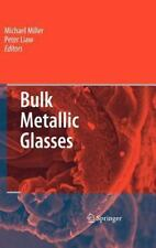 Bulk Metallic Glasses: An Overview, , New Book