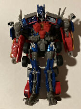 Transformers DOTM Walmart Exclusive Voyager Optimus Prime Complete W/ Matrix