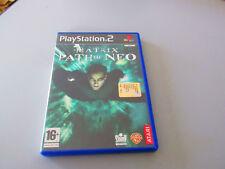 Gioco ps2 Play Station 2usato Matrix Path of Neo Atari