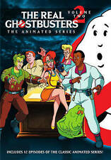 Real Ghostbusters 2 DVD,  new free shipping
