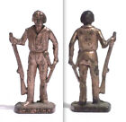 KINDER METALLFIGUREN - CAP. JACK - STATUINA SOLDATINO IN METALLO - SCAME