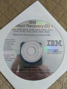 IBM NetVista A22p M41 recovery CDs Windows XP Home