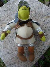"Shrek the Third Knight Plush Stuffed Toy Doll 9"" DreamWorks 2006 Nanco Ganz"