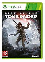 Rise of the Tomb Raider Xbox 360 Excellent - 1st Class Delivery