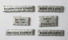 t Lot 6 Refrigerator Magnet Challenge yourself treasure moment reach star love