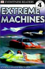 Extreme Machines (Turtleback School & Library Binding Edition) (DK Readers: Leve