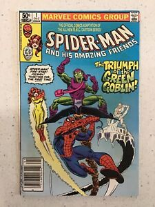 Spider-Man And His Amazing Friends #1