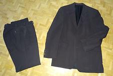 Digel Anzug Sakko (Gr. 98) und Hose (Gr. 102) Protect 3 Farbe dunkelbraun uni