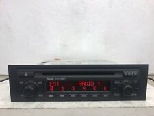 Audi A3 Concert Grundig Model Cd Car Radio Stereo Head Unit Cd Player With Code