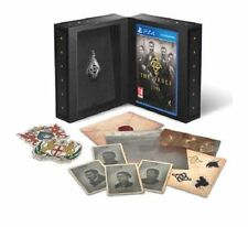 PS4 The Order 1886 Blackwater AUSTRALIAN Special Edition For PS4