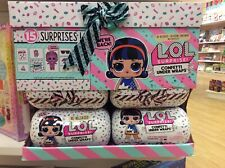 1 LOL Surprise Present Party Confetti Under Wraps Series Big Sister Doll New!