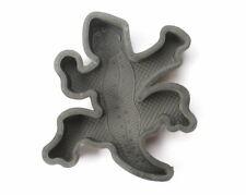 3x Betonform Gießform Salamander Gehweg Verbundsteine Pflasterstein