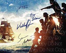 Goonies signed Astin Quan Feldman Cohen 8X10 photo picture poster autograph RP 3