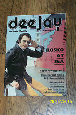 DEEJAY AND RADIO MONTHLY - 1973 - 38 pages