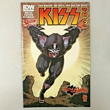 KISS SOLO 4 Gene Paul Ace Peter Jetpack Exclusive Variant Tone Rodriguez IDW*