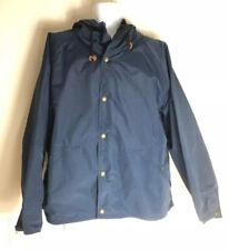 CABELAS GORE-TEX Hunting Fishing Hooded Jacket  Blue Men's Large Vintage
