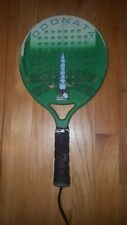 Odonata Platform Tennis Paddle Racquet Very Nice Shape