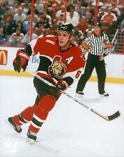 Wade Redden Ottawa Senators Licensed Unsigned Glossy 8x10 Photo NHL