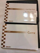 2004 Gmc Sierra Light Duty Truck Manual