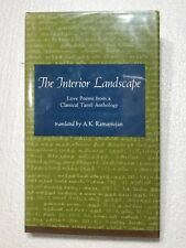 THE INTERIOR LANDSCAPE: Tamil Love Poems transl. to English by Ramanujan, 1st ED