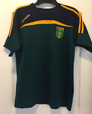 Boys Shirt Irish Hurling Jersey Ireland ONeills Green Navy Yellow Age 13/14