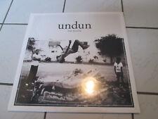 THE ROOTS - undun VINYL LP Def Jam Recordings NEU / NEW SEALED! AWESOME!