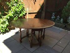 Old Charm Drop Leaf Dinning Table And Chairs