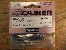 CA2012 Head Linkage Set - Kyosho EP Caliber EP400 Helicopter Electric Helo