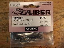 CA2012 Head Linkage Set - Kyosho EP Caliber EP400 Helicopter Electric Helo