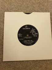 """CLIFF RICHARD - I COULD EASILY FALL  -  7"""" Vinyl Single COLUMBIA"""