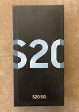 Samsung Galaxy S20 5G SM-G981U - 128GB - Cloud Blue (Unlocked) (Single SIM)