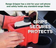 Golf Cart Rangefinder and Smartphone Holder - The Range Gripper for Golf carts