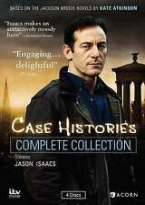 Case Histories: The Complete Collection,New DVD, Natasha Little, Zawe Ashton, Am