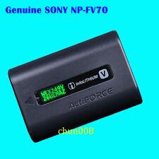 Original Genuine Sony NP-FV70 Battery For NP-FV30 NP-FV50 NP-FV100 CX150 SX44