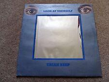 Uriah Heep - Look at Yourself (Vinyl, Ex.Cond., 1972, ILPS-9169)