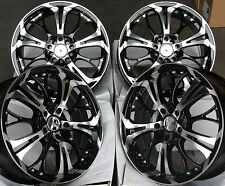 "17"" GHOST ALLOY WHEELS FIT VAUXHALL OPEL ASTRA CORSA MERIVA SIGNUM VECTRA ZAFIRA"