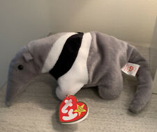 "Ty Beanie Baby ""Ants The Anteater� (Rare) 1997 With Errors - Retired"