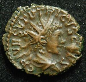 Tetricus II BI antoninianus SPES AVGG, Mainz or Trier mint 273-274AD - RIC 270