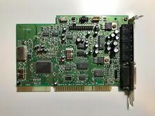 Sound Blaster Vibra 16S CT2860 ISA Soundkarte für 386, 486