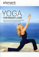 Element: Yoga for Weight Loss New DVD! Ships Fast!