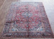Traditional Vintage Wool Handmade Classic Oriental Area Rug Carpet 300 X 183 cm
