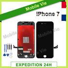 VITRE TACTILE +ECRAN LCD RETINA ASSEMBLÉ SUR CHASSIS POUR IPHONE 7 NOIR + OUTILS