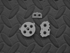 Set of Replacement Rubber Conductive Pads for Nintendo Game Boy Advance buttons