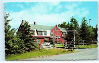 Lubec Maine ME Campobello Island Roosevelt Summer Home Vintage old Postcard A71