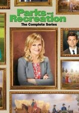 Parks and Recreation The Complete Series DVD 20 Disc
