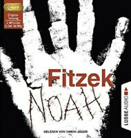 SEBASTIAN FITZEK - NOAH 3 MP3 CD NEW