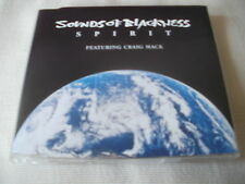 SOUNDS OF BLACKNESS - SPIRIT - UK CD SINGLE