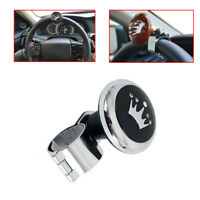 1x Car Truck Steering Wheel Aid Power Handle Assister Spinner Knob Ball 3 Colors